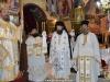 The Divine Liturgy, led by the Most Rev. Metropolitan Chysostomos of Patra