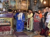 Archdeacon Mark at the Divine Liturgy