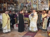 The Most Rev. Metropolitan Isychios at the Divine Liturgy