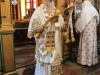 The Most Rev. Archbishop Theophylactos at the Divine Liturgy