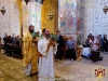 Archdeacon Mark and Archimandrite Mattheos at the Divine Liturgy