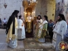 His Beatitude and Entourage at the Divine Liturgy