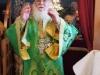 The Most Rev. Metropolitan Kyriakos of Nazareth at the Divine Liturgy