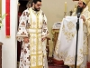 At the ordination of Fr. Demetrios as Priest