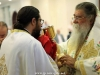 At the Holy Communion - the newly ordained Fr. Demetrios