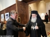 His Beatitude the Patriarch of Jerusalem visits His Majesty the King of Jordan