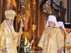 The Most Reverend Metropolitan of Kroutistsky addressing His Beatitude and the Congregation