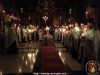The feast of the translation of the relic of St. Savvas in his Holy Lavra