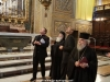 Visit of His Beatitude the Patriarch of Jerusalem & Entourage at the Vatican