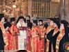 His Beatitude and the Priests at the Doxology