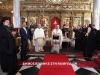 His All-holiness the Ecumenical Patriarch attending the Divine Liturgy in Neochorion