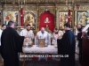 The Most Reverend Metropolitan of Drama leading the Divine Liturgy