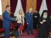 His Beatitude with the Chief of the Hellenic Air Force Mr. Christodoulou