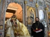 The Most Rev. Archbishop Damascene of Joppa in the Divine Liturgy