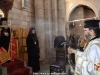 H. B. the Patriarch of Jerusalem leads the Divine Liturgy at St. George in Lydda