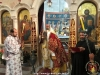The Most Rev. Archbishop Philoumenos of Pella at the Divine Liturgy