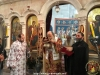 His Beatitude at the feast of the holy martyr Philoumenos the Hagiotaphite