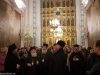His Beatitude's guided tour at the Monastery New Jerusalem
