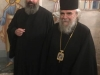 The Most Reverend Archbishop of Constantina and Archdeacon Mark