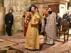 At the Divine Liturgy before the ordination