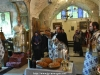 At the H.M. of St. Nikolaos - the blessing of bread