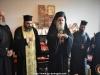 His Eminence, Fr. Meletios & Entourage for the reception at the Hegoumeneion