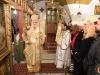 The Most. Rev. Metropolitan of Kapitolias at the Divine Liturgy