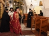 The Most. Rev. Metropolitan of Kapitolias blessing the beginning of Vespers