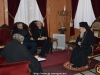 Meeting of the elected Bishop of the Lutherans Fr. Sany Ibrahim Azhar and His Beatitude