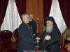 His Beatitude congratulates Fr. Sany Ibrahim Azhar