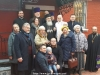 His Beatitude with noble faithful at the Metochion