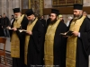 The Priests dressed at the annual memorial service of the Hagiotaphite Brotherhood