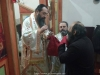 His Eminence at Holy Communion