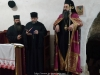 The Most Rev. Archbishop Makarios of Qatar and entourage at the H. Monastery of St. Modestos