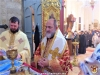The M. Rev. Metropolitan Joachim of Helenoupolis and Archimandrite Dionysios at the H. Altar