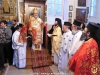 The M. Rev. Metropolitan Joachim of Helenoupolis and Entourage at the Divine Liturgy