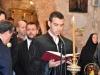 At the Divine Liturgy