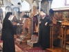 The Most Rev. Metropolitan Isychios of Kapitolias at the incense of the 6th Hour