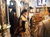 His Beatitude at the incense of the 1st Hour