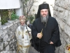 His Eminence with the Hegoumen Archimandrite Epiphanios