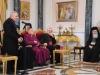 The Lutheran Bishop Munib A. Younan addresses His Beatitude