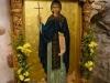 The icon of St. Melani