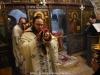 Archimandrite Ieronymos at the Divine Liturgy