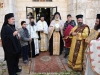 The Hegoumen Archimandrite Bartholomew and the Priests at the Archbishop's reception