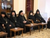 The Hagiotaphite Brotherhood under its Hegoumen visits the Armenian Patriarchate