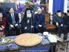 His Beatitude, the Consul General, Ms Tzima, Mr Damianos