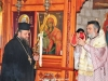 The Most Rev. Archbishop Theophanes of Gerassa and Archimandrite Makarios