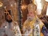 The Most Rev. Metropolitan of Kapitolias at the Divine Liturgy