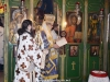 The commemoration of St. Euthymios - boiled wheat for the Saint