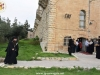 The Most Reverend Archbishop Isidoros of Hierapolis reaching the Church for the Feast of the Three Hierarchs